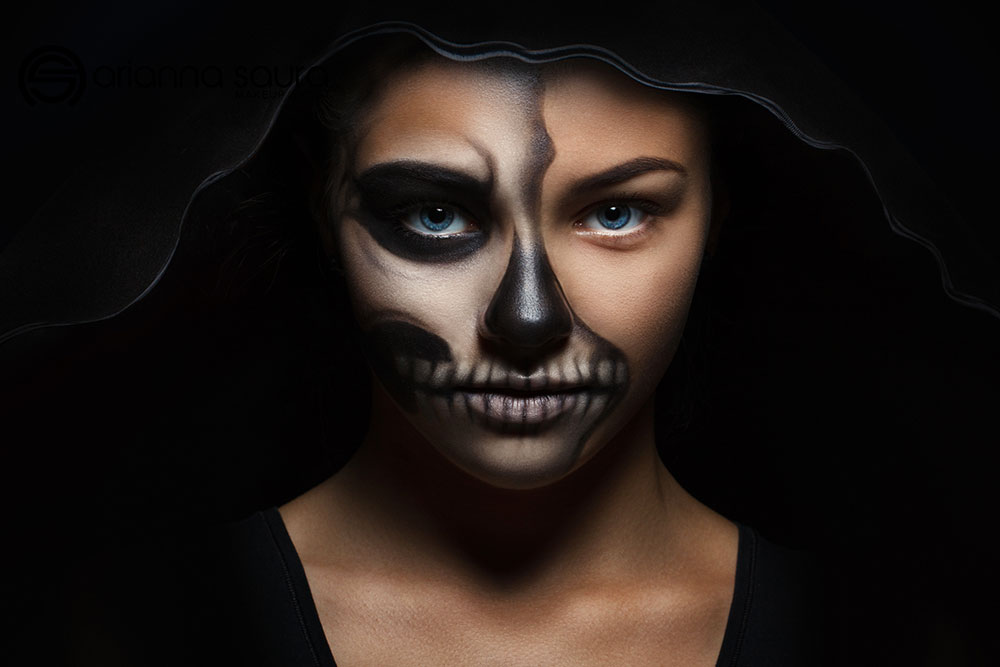 make-up-Halloween-2019
